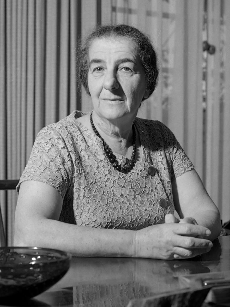 Golda Meir, גולדה מאיר